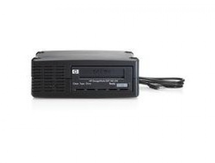 HP Dat160 usb Tape drive not recognizing tape in d ...
